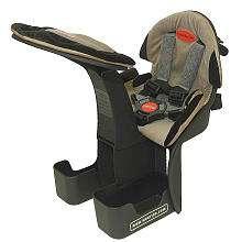 Kangaroo LTD Center Child Carrier Bike Seat   USA Helmet
