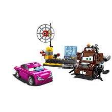 LEGO Disney Pixar Cars 2   Maters Spy Zone (8424)   LEGO   Toys R