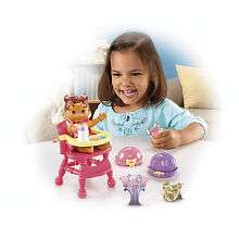 Fisher Price Snap n Style Babies Dinnertime for Dahlia   Fisher