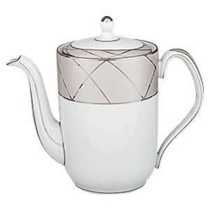Haviland Clair De Lune w/ Arches Coffee Pot 37.2oz: Kitchen & Dining