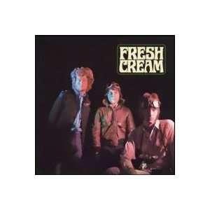 Fresh Cream Cream, Ginger Baker, Jack Bruce, Eric Clapton