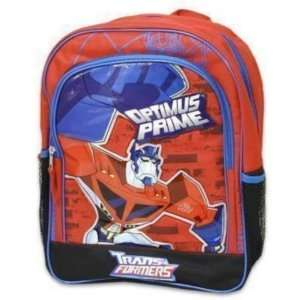 Backpack 16 Transformers Optimus Case Pack 12