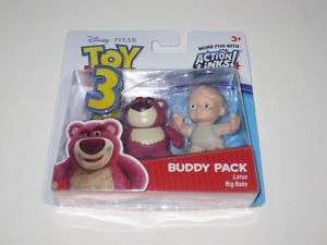 Toy Story 3 LOTSO & BIG BABY Buddy Pack Figure Toy Set
