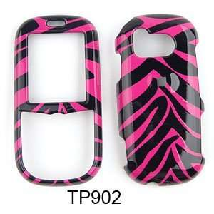 SAMSUNG Intensity u450 Pink Zebra Skin Hard Case,Cover,Faceplate