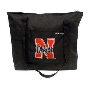 525061   University Nebraska Logo Huskers Tote Bag Case