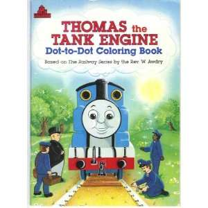 THOMAS TANK ENGINE DOT TO DOT (9780679838937) Rev. W. Awdry Books