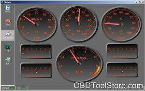OBDLINK OBD2 EOBD USB SCAN TOOL + BMW 20 pin adapter