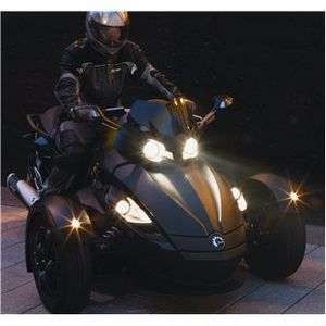 CAN AM SPYDER HID XENON LIGHT SYSTEM #219400083
