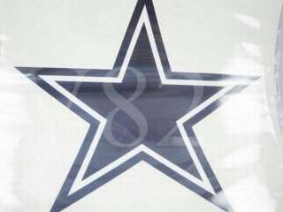 NFL Dallas COWBOYS 11x17 Window Decal Sticker A