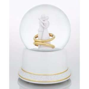 One Of A Kind Love Vows Romantic Waterglobe