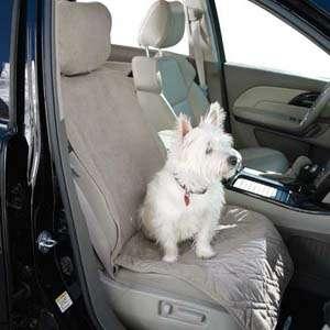 Surefit Gray Single Car Seat Protector Pet / Dog Cover