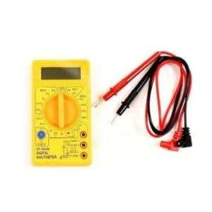 FUNCTION LED TEST ELECTRONIC MULTIMETER TESTER TOOL