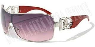 DG Eyewear Sunglasses Shades Womens Casual Gray