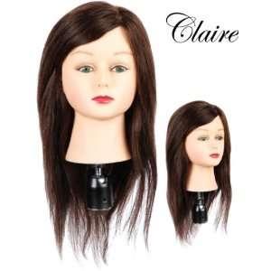 Hairart Claire 18 Hair Classic Mannequin Head (4118