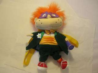 Rugrats Chucky Finster Party Doll Backpack toy stuffed