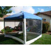 CAMPING BUG SCREEN SHADE CANOPY WALL SCREEN HOUSE GREAT FOR OUTDOOR