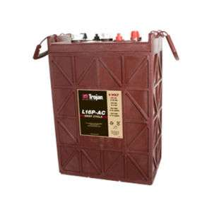 Trojan L16P AC 6V 420Ah Lead Acid Deep Cycle Battery