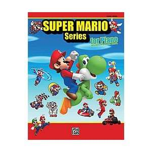 Alfred Super Mario Series for Piano Intermediate
