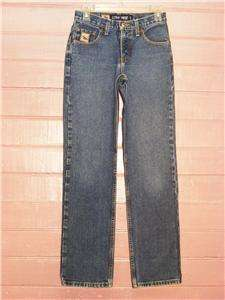 Cruel Girl Blue Denim Slim Low Rise Jeans, Sz 1
