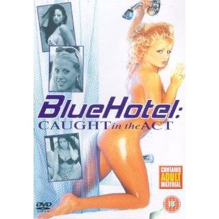 Blue Hotel Caught in the Act Region 2 DVD Import Lauren Hays Candice