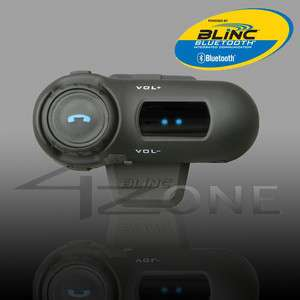 Blinc M1 Bluetooth intercome for Motorcycle Full Face Helmet dual