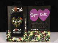 Bathing Ape x PLAY COMME des GARCONS iPhone 4 4S Hard Case Style D