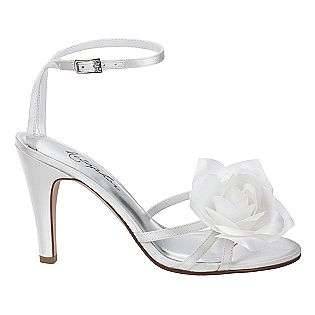 Womens Sandals Olympia Strappy Heel   White  Metaphor Shoes Womens