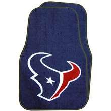 Fanmats Houston Texans Team 2 Piece Car Mats