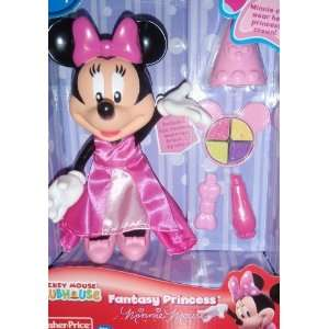 Disney Mickey Mouse Clubhouse Fantasy Princess Minnie