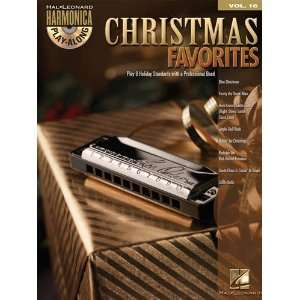 Favorites   Harmonica Play Along Volume 16   Book and CD Package