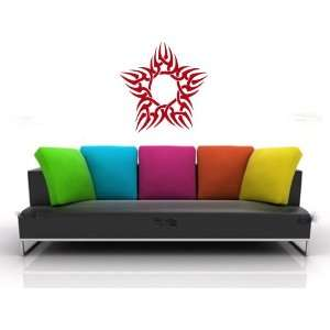 Tribal Star Vinyl Wall Decal Sticker Graphic Everything