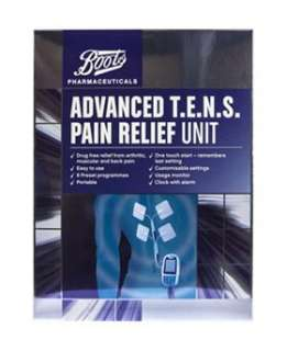 Boots Advanced TENS Pain Relief Unit   Boots