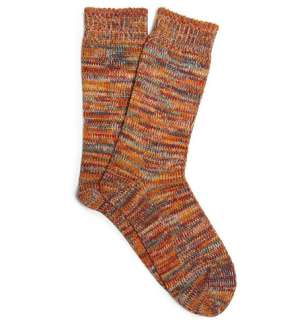 Accessories  Socks  Casual socks  Thick Knitted Socks