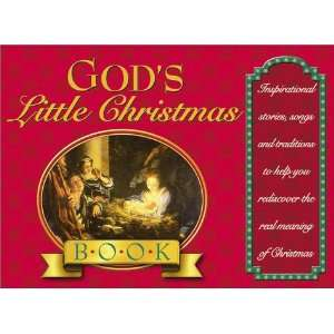 Gods Little Christmas Book Inspirational Stories, Songs