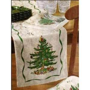 Spode Christmas Tree Table Runner 90 x 14