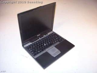 Latitude D410 Pentium M 1.73GHz 1GB 12.1 XGA Screen Laptop Netbook