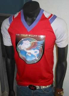 Steve Miller Band Book Dreams vTg NOS Concert t Shirt