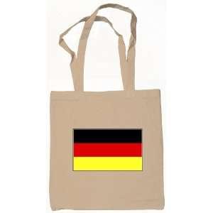 Germany, German Flag Tote Bag Natural