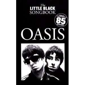 Oasis   The Little Black Songbook Chords/Lyrics (Little Black