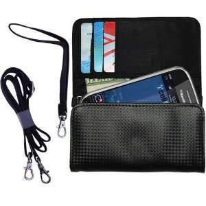 Black Purse Hand Bag Case for the Blackberry Thunder with