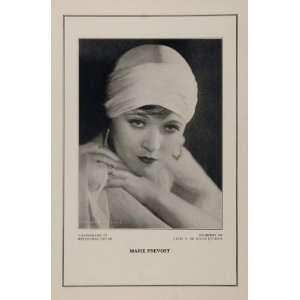 1927 Silent Film Star Marie Prevost Cecil B. De Mille   Original Print