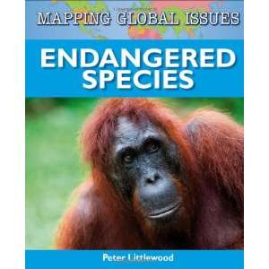 Endangered Species (Mapping Global Issues) (9781445105147