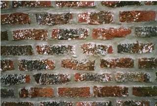 22,62 Euro/m²) Orig. Feldbrandsteine, echte Klinker Unikate   Ziegel