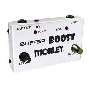 Morley MBB Electric Guitar Mini Buffer Boost Musical