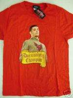 RED HARRY POTTER WIZARD DURMSTRANG T SHIRT HOT TOPIC Sm