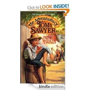 The Adventures of Tom Sawyer Mark Twain  Kindle Store