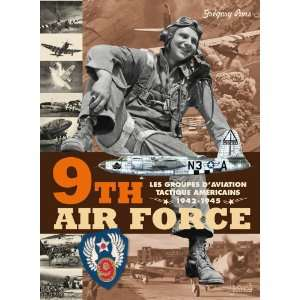 9 th Air Force (French Edition) (9782352500766): Grà
