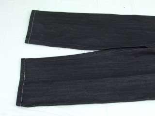 Mens Joker Brand Jeans Raw Dark Blue 36x32 NWT