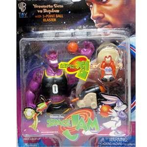 Space Jam Yogomito Sam & Bupkus Figures set New Warner Bros. NIB