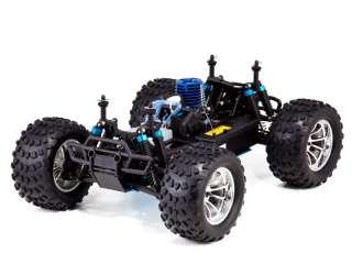 Redcat Racing Volcano S30 1/10 Scale Nitro Monster Truck 2.4GHz (Blue